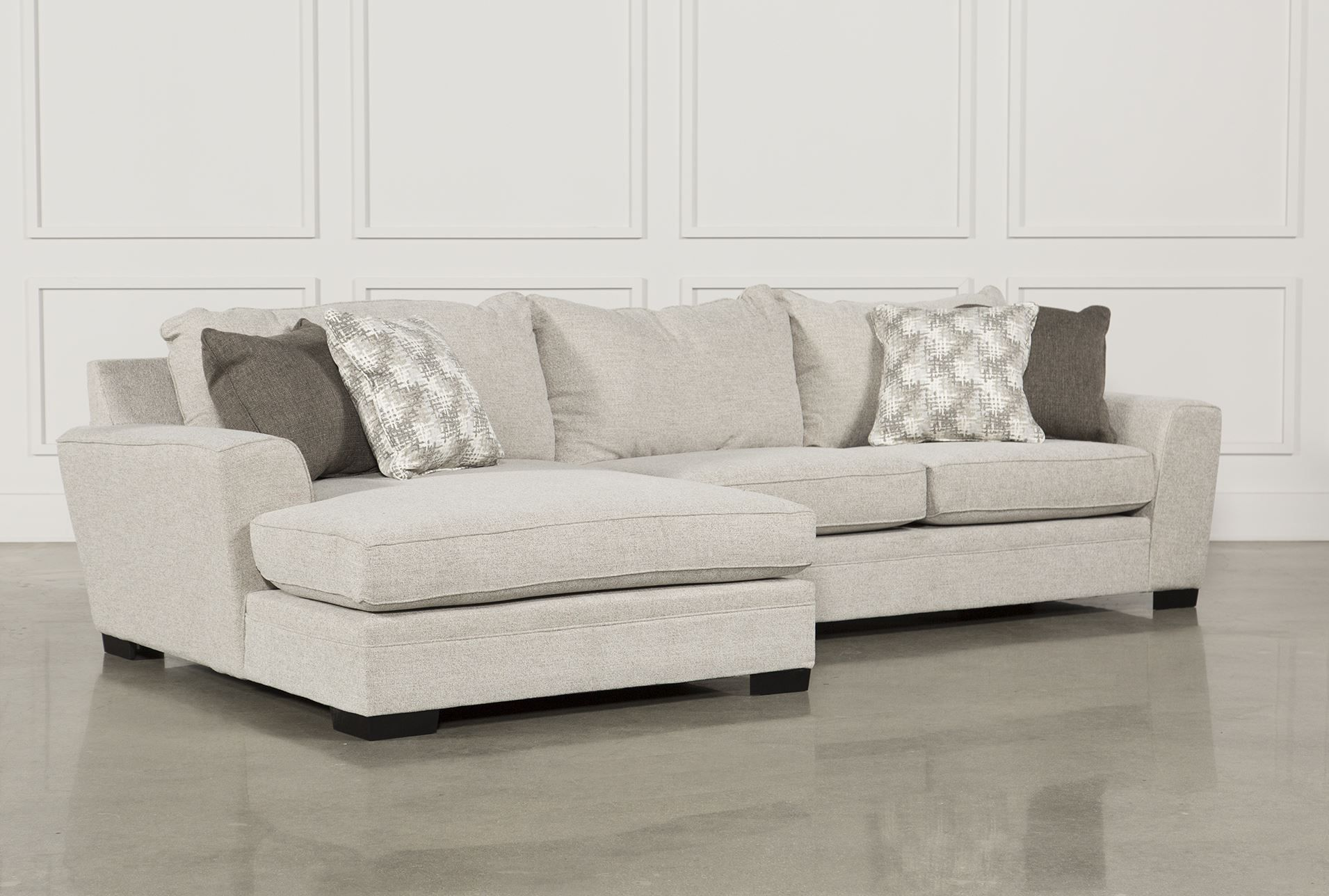 Best Delano 2 Piece Sectional W Laf Chaise Signature In 2019 400 x 300