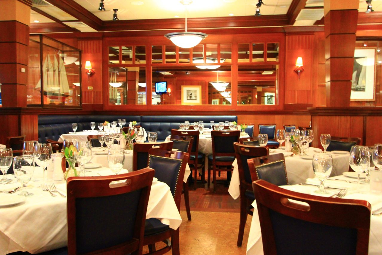 Atlantic Fish Co In Boston Ma In Boston Restaurant Atlantic