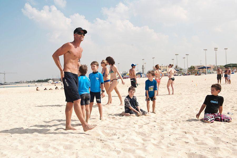 Kristian Yatesy Yates Beach Lifeguard Bondi Beach Australia Lifeguard