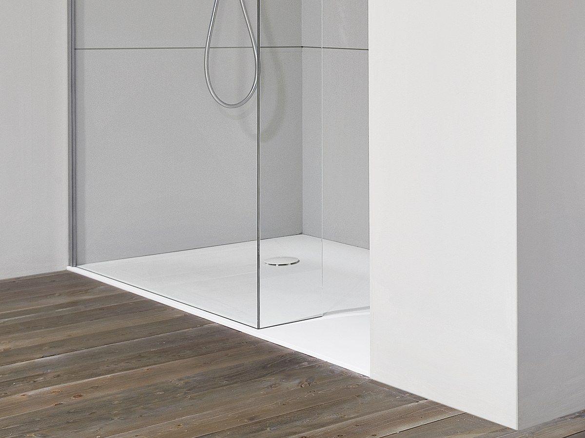 Extra Flat Corian Shower Tray 00 By Antonio Lupi Design Design Nevio Tellatin Shower Tray Shower Tray Design Shower