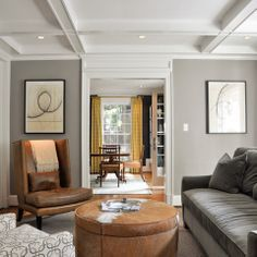 Tan Leather Grey Walls Google Search Gray Living Room Design Tan Living Room Living Room Grey