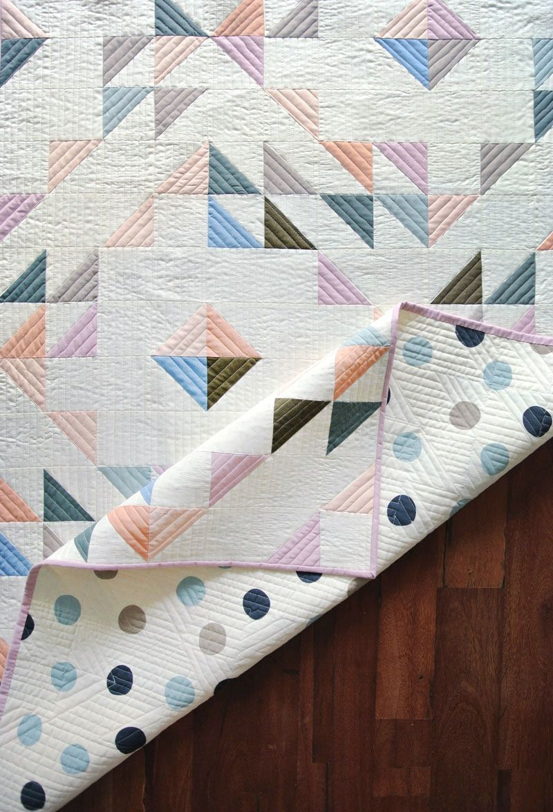 Indian Summer Quilt Pattern (Download)
