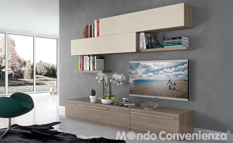 mobile soggiorno by mondo convenienza (con immagini