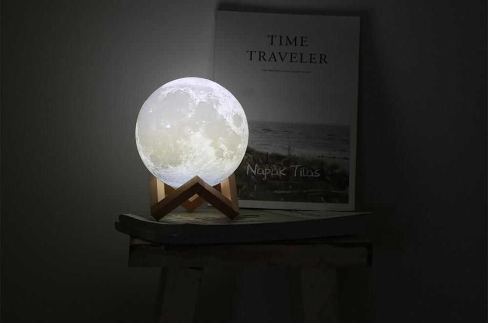 Lampe Lune Lamp Night Light Lamp Night Light Kids