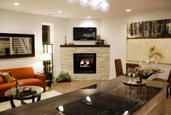 Feature Wall Ideas Living Room With Corner Fireplace Google Search Feature Wall Living Room Corner Fireplace Living Room With Fireplace