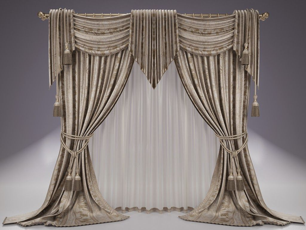 Top Ideas For Classic Curtains Style In Interior Classic Curtains And Drapes Shtory Idei Domashnego Dekora Domashnij Dekor