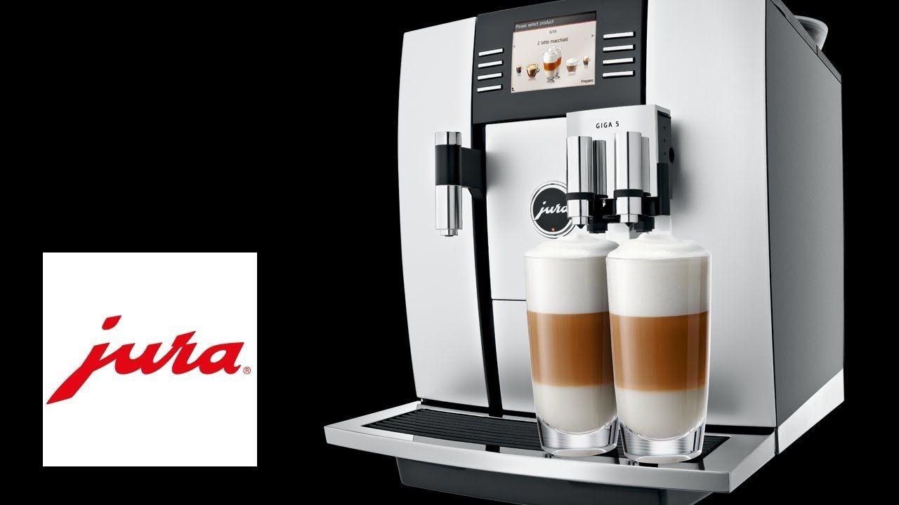 JURA | GIGA 5 | fully automatic coffee machine #automaticcoffeemachine