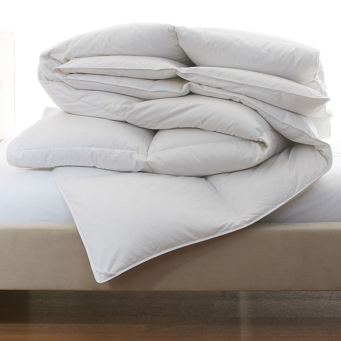 Legends® Geneva Hungarian Down Comforter (6 geese a laying) | The Company Store | $309