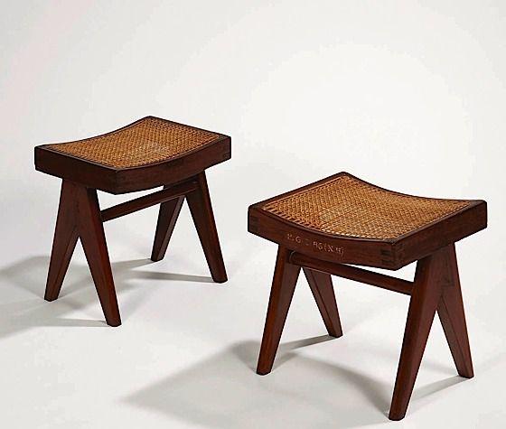 Pierre Jeanneret : Chandigarh Project Vente N° 1144 Lot