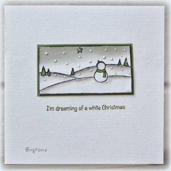 Merry Monday Christmas Card Club