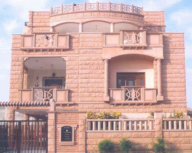 House Jodhpur Home Design