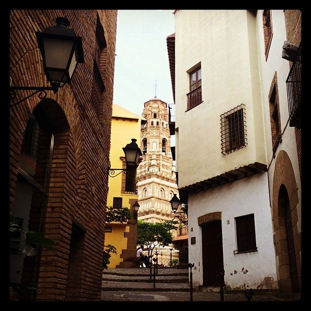 Mudèjar @PobleEspanyol #Barcelona #arquitectura #BCN #BarcelonaCultura