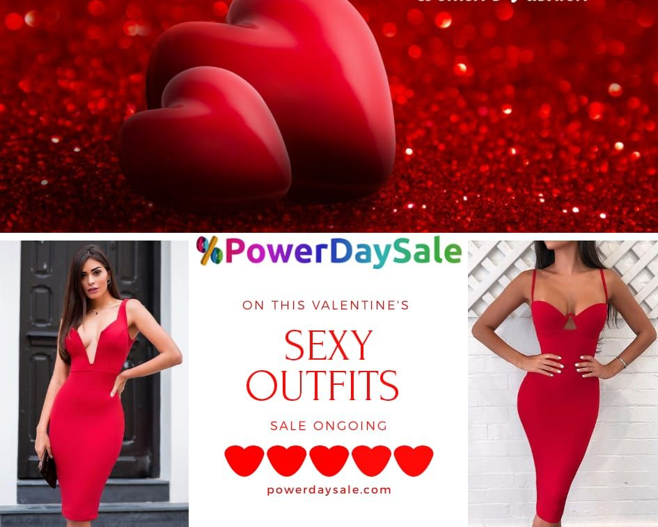 d0e849ed6e Let s Prepare to feel the love for Valentine s Day 2019 in sexy outfits  from our Red Hot Collection. Brows today!  ValentinesDay2019  ValentinesDay  ...