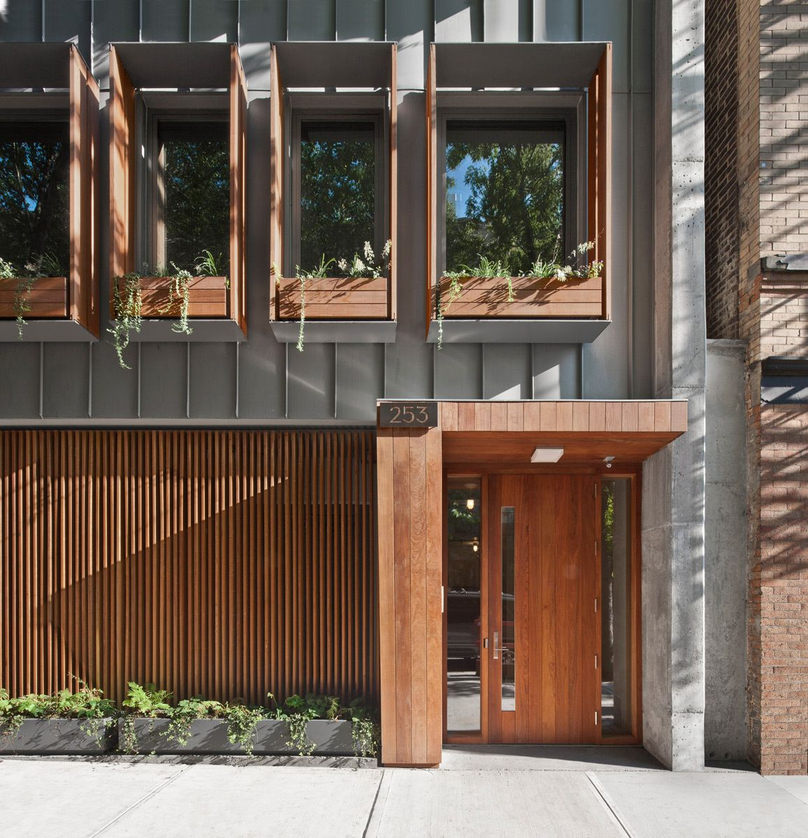ShowCase: 253 Pacific Street | Archinect