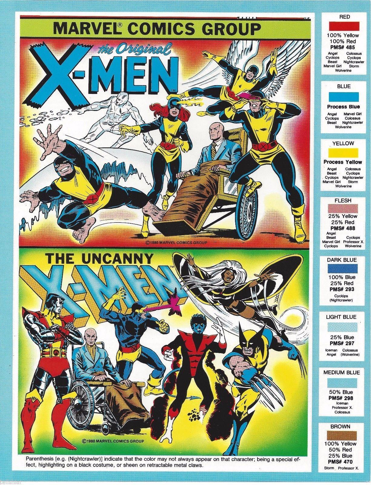 The Untold Story Photo In 2020 Comic Books Art X Men Xmen Art