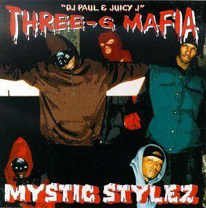 80 S 90 S Hip Hop Three Six Mafia Three 6 Mafia Mafia