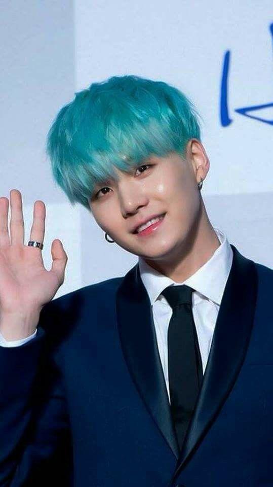 Bts Suga Hair Color Sweet Sugar Kpop Haircolor Candy