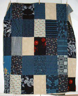Furoshiki quilt