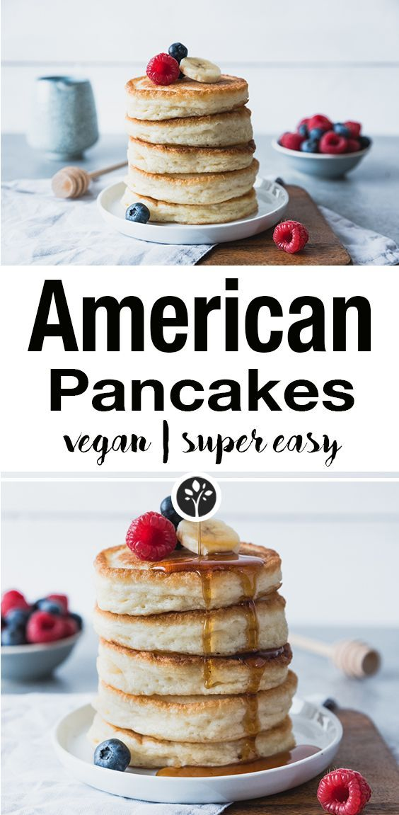 Photo of American Pancakes | NataschaKimberly