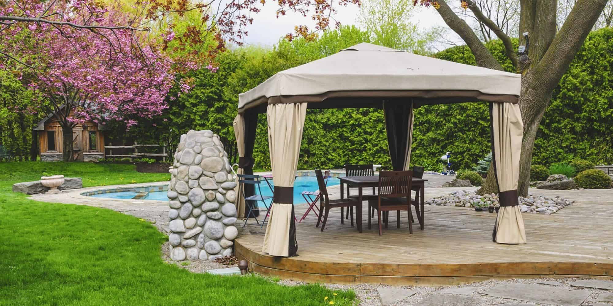 Are You Searching For Garden Treasures Gazebo Replacement Parts