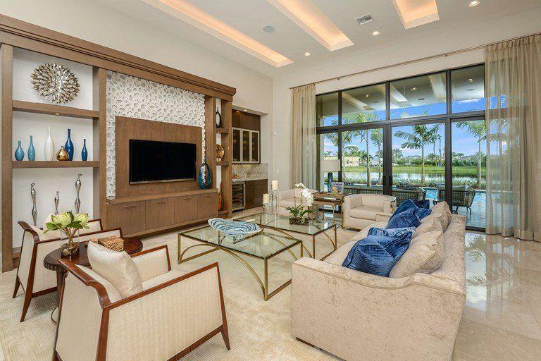 Versailles Plan Florida Real Estate Gl Homes Modern House Plans Mansion Floor Plan House Flooring