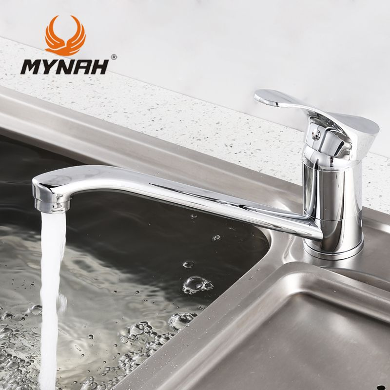 Mynah M4901 Russia Free Shipping Kitchen Faucet All Copper Manufacturing Best Selling Products High Quality And Kitchen Faucet Things To Sell Quality Kitchens