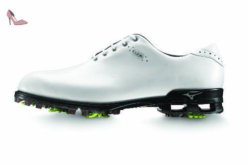 check out 1714f 8f7b2 Mizuno MP Chaussures de golf en cuir pour homme, Homme, blanc, 7 -  Chaussures mizuno (Partner-Link)