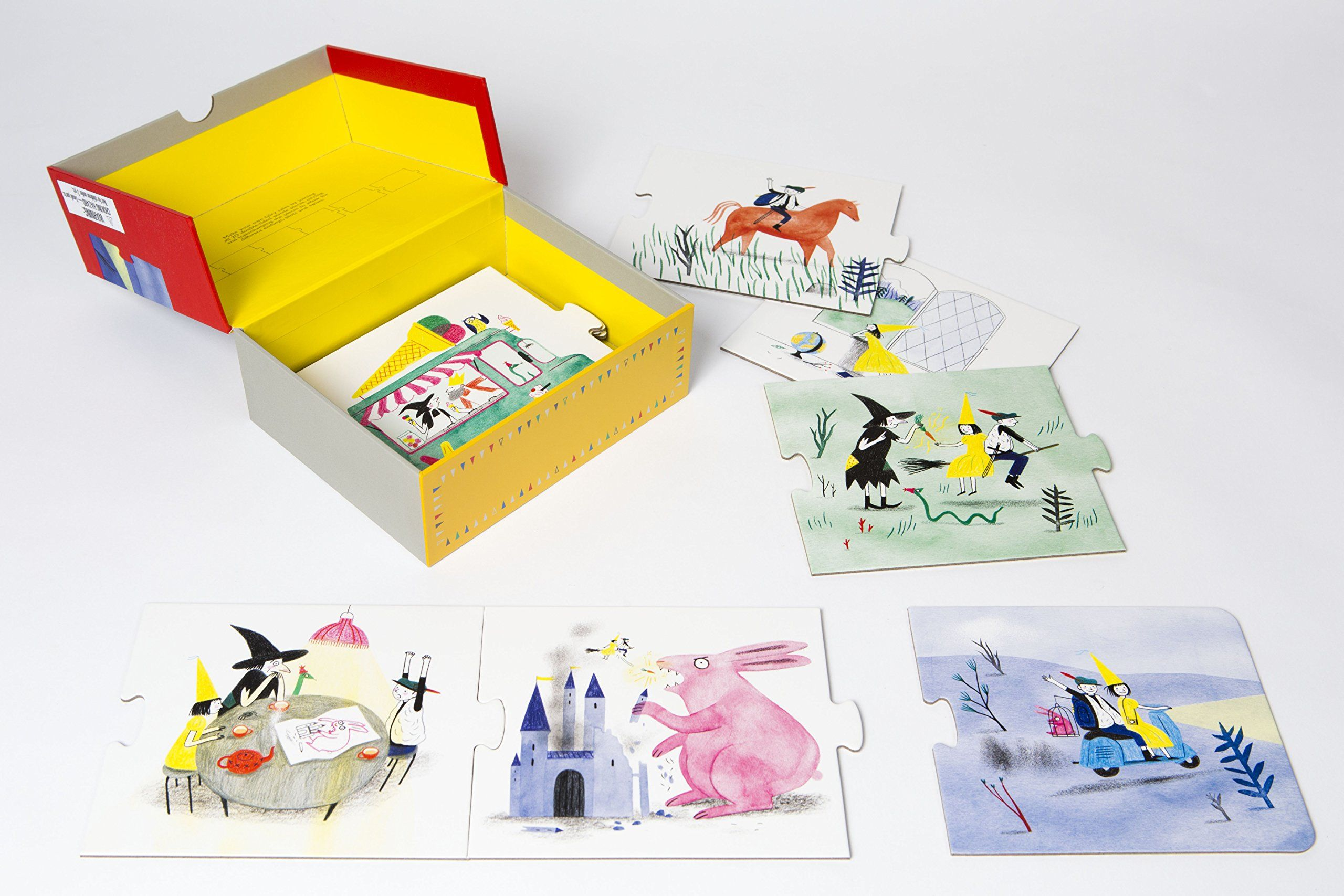 Story Box Create Your Own Fairy Tales Magma For Laurence