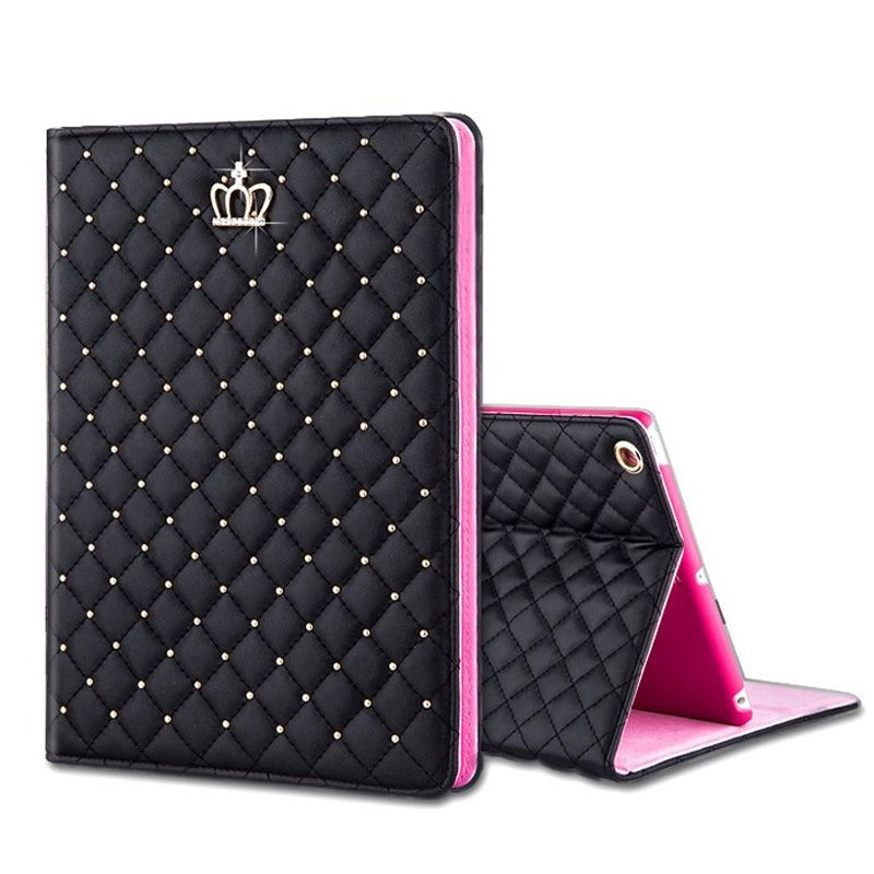 Crown caso de la cubierta para ipad air 1 funda coque lujo pu de 2017 crown cover case for funda ipad air 1 coque luxury pu ultra thin anti dust case for ipad air 2 for ipad 2 3 4 capa para altavistaventures Image collections