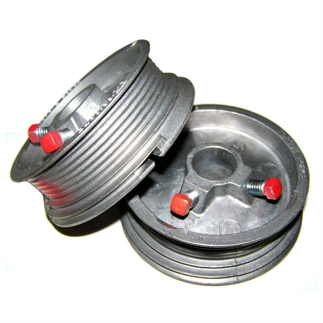 Garage Door Cable Drums Up To 8 High Doors 4008 Pair Check This Awesome Product By Going To The Link Garage Door Cable Door Repair Garage Door Installation