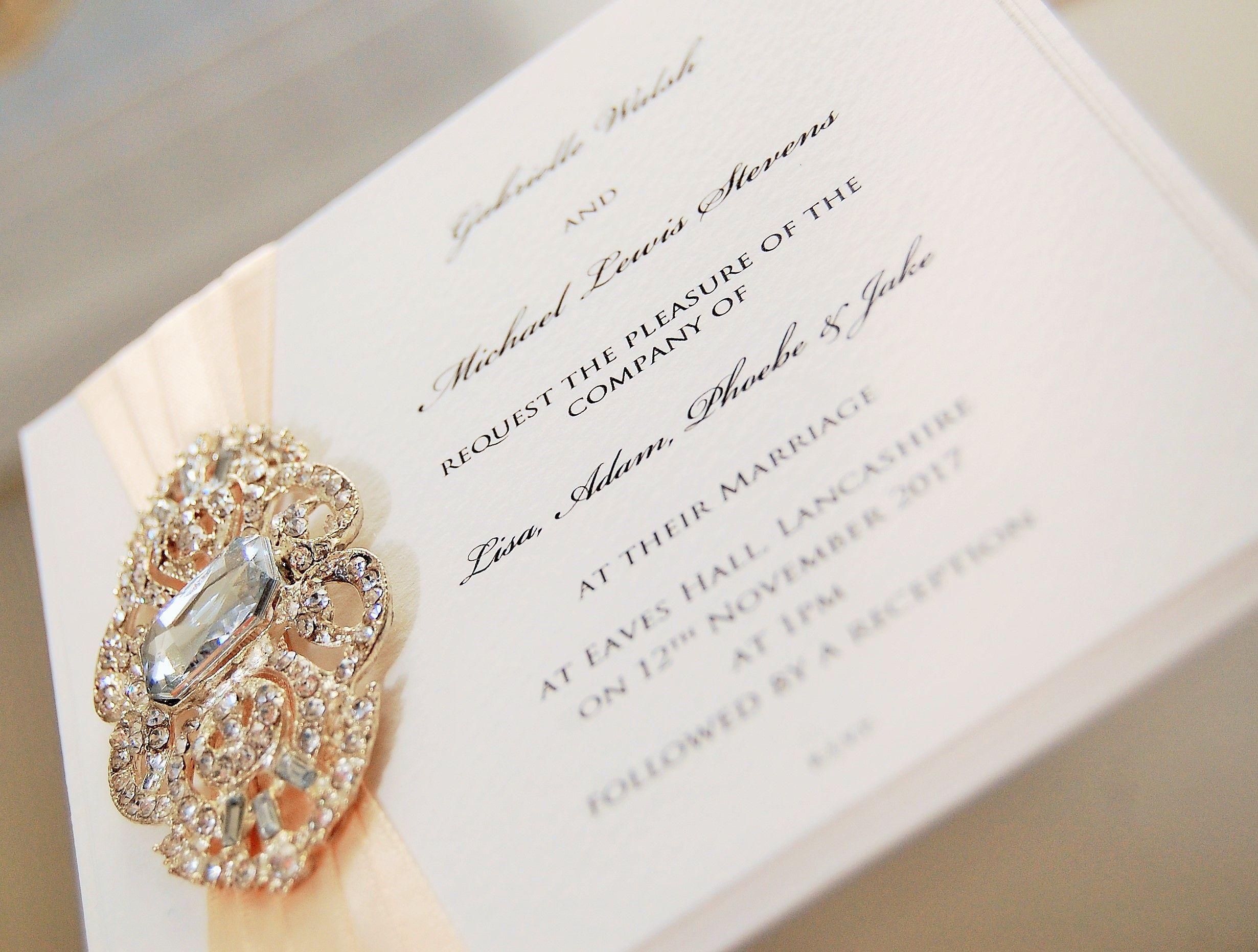 HipTwist Stationery BossaNova Collection - Luxury Wedding ...