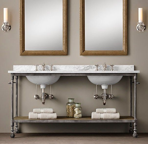 Vignette Design Apothecary Sinks Double Sink Bathroom Vanity Small Bathroom Vanities Bathroom Vanity