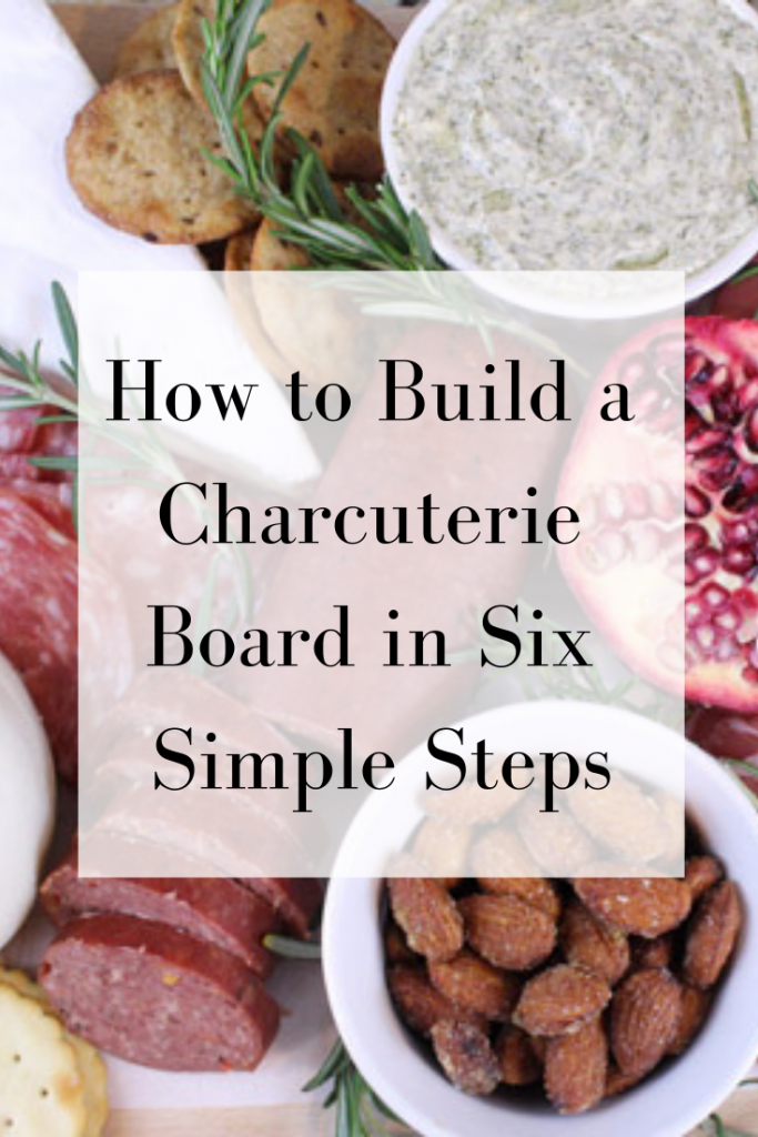 How to Build an Elegant Charcuterie Board That Wows #charcuterieboard