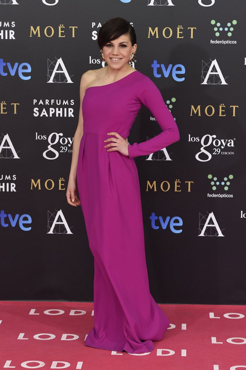 Premios Goya 2015; Angy | Invitadas | Pinterest | Premios, Alicia ...