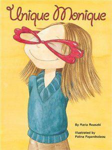 Unique Monique: Maria Rousaki, Polina Papanikolaou: 9781933605685: Amazon.com: Books