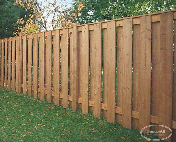 Jockvale | Wood Fences | Products | Fence All | Ottawa, ON