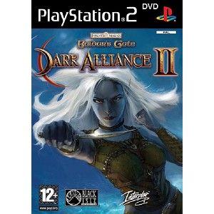 Baldur S Gate Dark Alliance 2 Sony Playstation 2 Game With Images