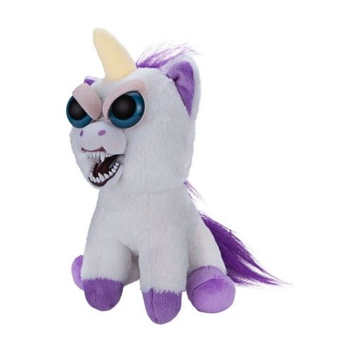 Evil Unicorn Plush Unicorn plush, Feisty pets unicorn