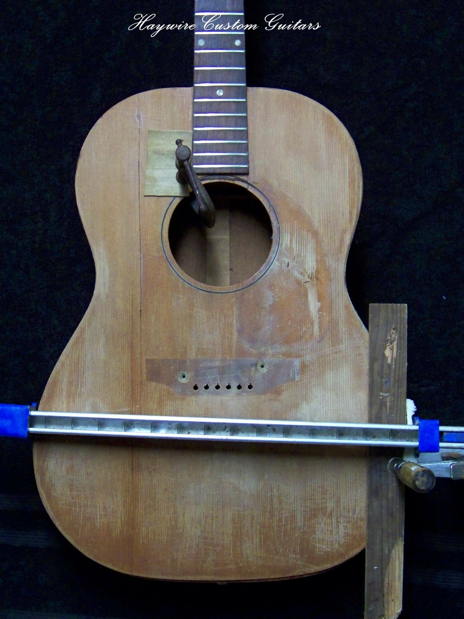 Haywire Custom Guitars Highly Recommended Buy Custom Guitars Guitar Custom Guitar