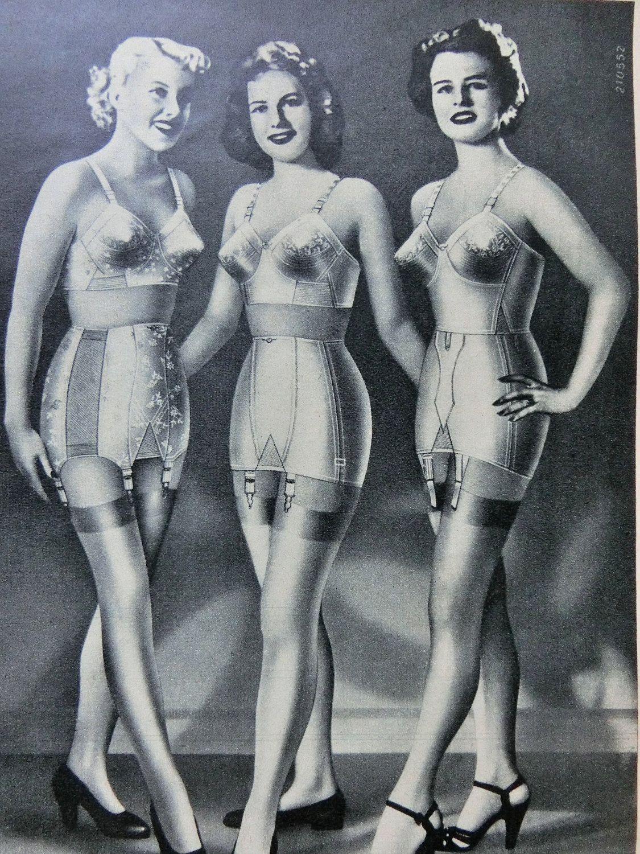 buy popular 35888 067e8 Vintage Dessous   Vintage Lingerie   Wolle kaufen, Vintage ...