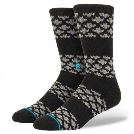 Write your own story with Stance's Fictition. The sock's premium combed cotton and reinforced heel and toe provide comfort for the long haul. An elastic arch and deep heel pocket help the Fictition further hug the contours of your feet. And to keep them cool, the sock sports mesh vents. Kick off a fresh chapter with Stance's Fictition $14