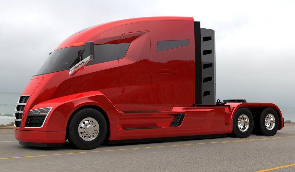 Caminhão híbrido com mais de 2.000 cavalos já teria 7.000 encomendas