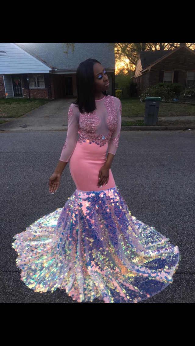 Do it with Style | Prom girl dresses, Cute prom dresses ...