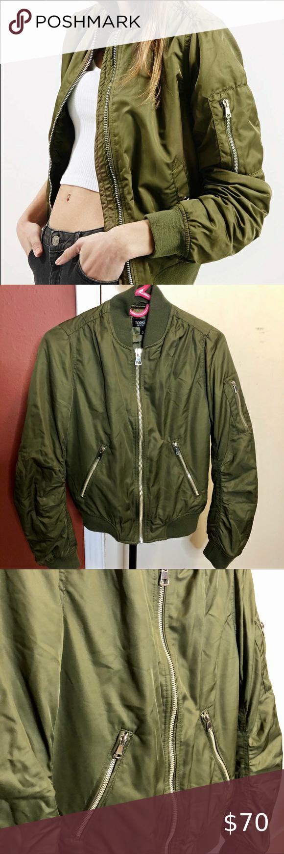 Top Shop Olive Green Bomber Jacket Olive Green Bomber Jacket Green Bomber Jacket Bomber Jacket [ 1740 x 580 Pixel ]