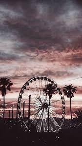 Ferris wheel aesthetic