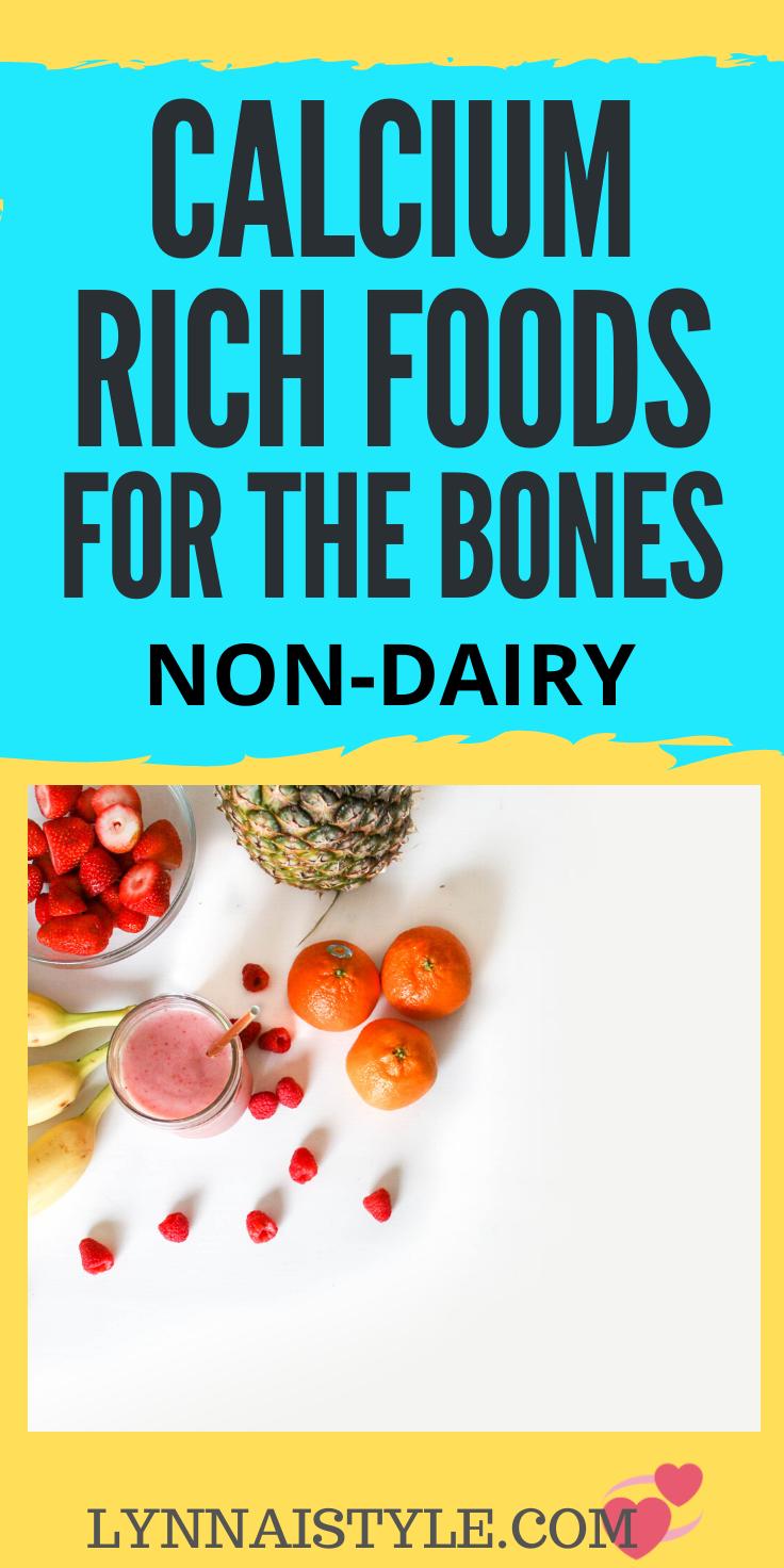 11 Effective Calcium rich foods for bones in 2020