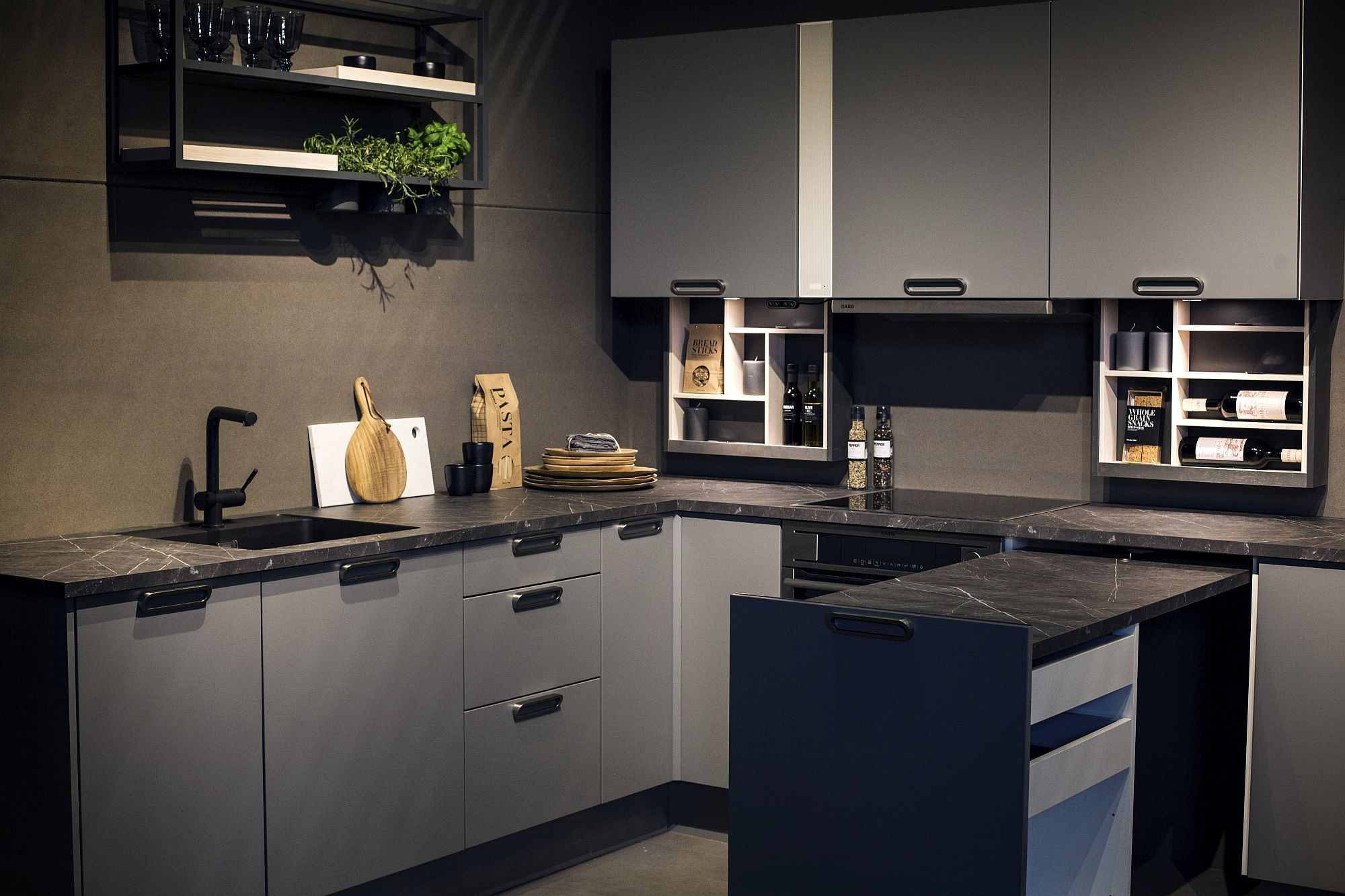 Single Wall Kitchens E Saving Designs With Functional Charm