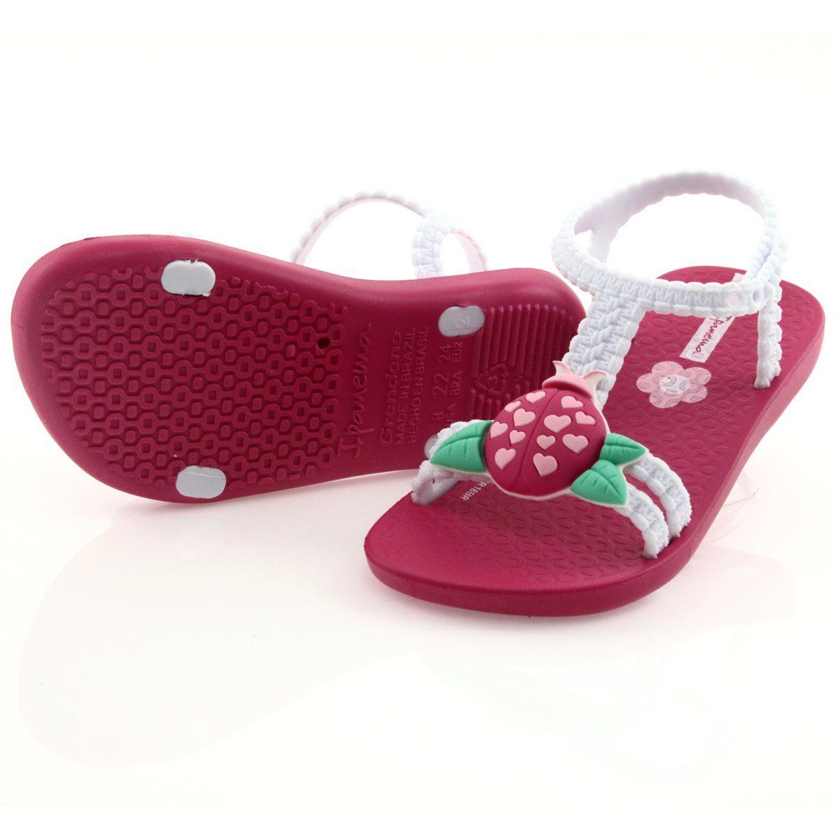 Sandalki Dzieciece Dla Dzieci Ipanema Sandalki Pachnace Ipanema 82539 Biedronka Sandals Kid Shoes Ipanema