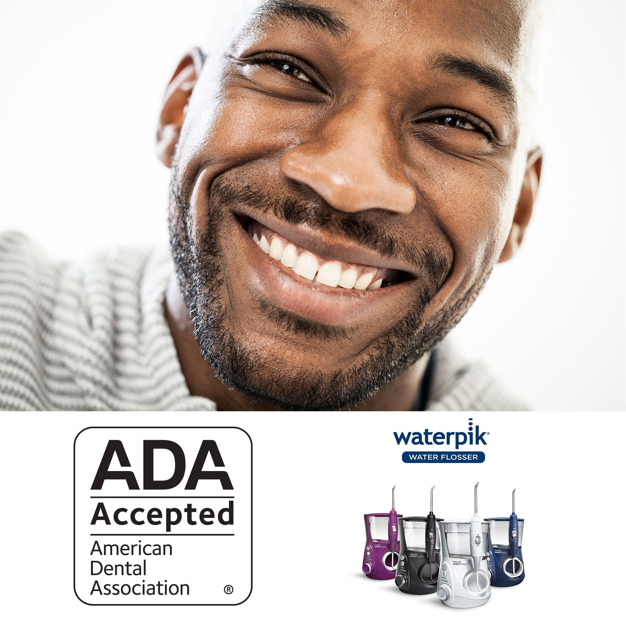 Waterpik® Water Flosser Earns The American Dental