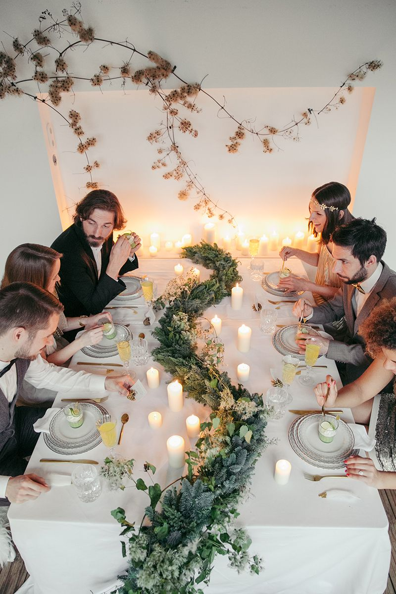 New Years Eve Engagement Party Ideas | Winter engagement ...
